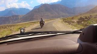 Skardu to Hunza road