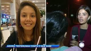 Mulher afirma que filha foi vítima de carro semelhante ao do caso Vitória