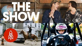 Of Monster Trucks, Daredevils and Concrete Cowboys | THE SHOW, Episode 5