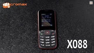 Micromax X088 - Официальный магазин Micromax