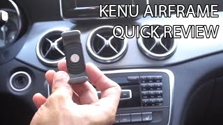 Kenu Airframe Quick Review