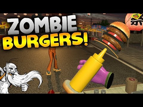 Dead Hungry VR Gameplay -