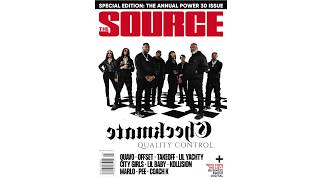UNCOVERED | Quality Control Music Covers The Source Magazine Power 30 Issue
