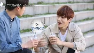 【TVPP】 L(Infinite) - Namsan date, 엘(인피니트) - 남산 데이트! @Celebrity Bromance