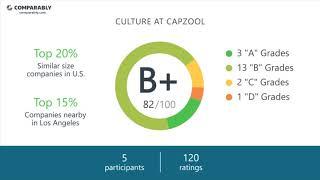 Capzool Employee Reviews - Q3 2018