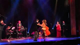 Quartango - Roxana & Fabian - Besame Mucho (en tiempo de tango)