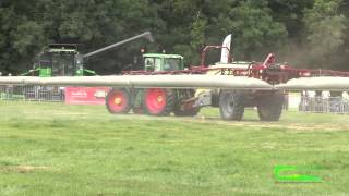 Crops & Spraying 2015 - The effect of Nozzle Selection on Drift Control in Spraying