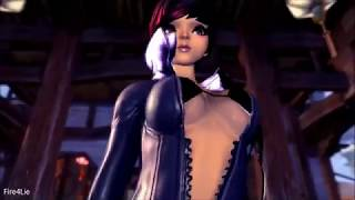 Blade and Soul Shape of You GMV 18+ - A tribute to Fire4Lie