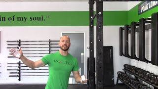 THE BAR MUSCLE-UP - Tips and Tutorial with Invictus Athlete coach Travis Ewart