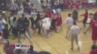 Arrests imminent in Conard, Hall High basketball brawl