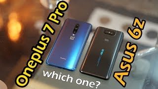 Asus 6Z, Oneplus 7 Or The Oneplus 7 Pro Which One Should You Buy?