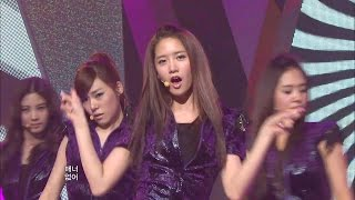【TVPP】SNSD - Run Devil Run, 소녀시대 - 런 데빌 런 @ Goodbye Stage, Show Music Core Live