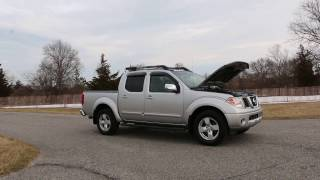 2007 Nissan Frontier LE 4x4 Crew Cab For Sale~Runs Fantastic~Priced 2 SELL!
