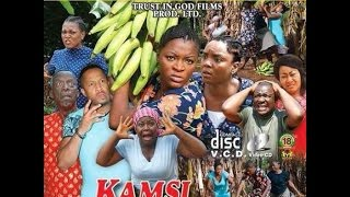 Kamsi the freedom fighter