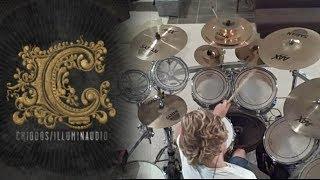 Kyle Abbott - Chiodos - Caves (Drum Cover)