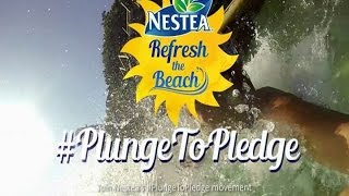#PlungeForBoracay | NESTEA | Nestlé PH