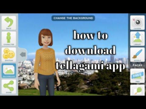 Xxx Mp4 How To Dowanload Tellagami App 3gp Sex