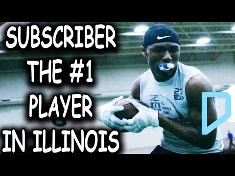 Xxx Mp4 Reacting To Subscriber Highlights 1 Player In Illinois AJ Henning 3gp Sex