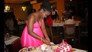 Birthday Ya Aunt Ezekiel Yaweka Historia, Mastaa Wajibebisha Kwa Moze Iyobo