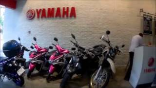 Going to Yamaha Y-Zone