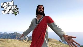 THE JESUS MOD IN GTA 5 (GTA 5 Mods)