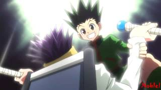 AMV  HunterXHunter.  Killua and Gon vs Celestial arena!