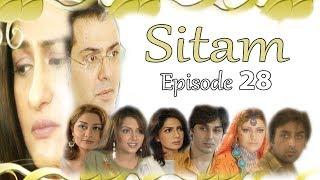 SITAM Episode 28 HD TOP PAKISTAN TV DRAMA Nauman Ejaz, Ahsan Khan, Saba Hameed