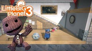 LittleBIGPlanet 3: Asylum: The Wandering Shadows [Community Levels] - PS4