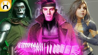 Disney Cancelling Gambit, Doctor Doom, X-23, & More FOX Spinoffs?