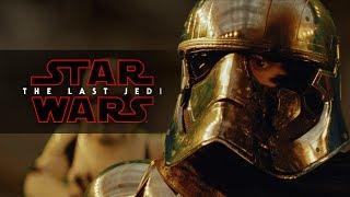 Star Wars: The Last Jedi | Phasma's End - Deleted Scene
