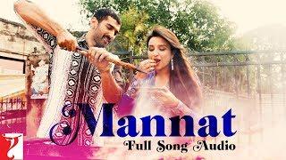 Mannat - Full Song Audio   Daawat-e-Ishq   Sonu   Shreya   Keerthi   Sajid-Wajid