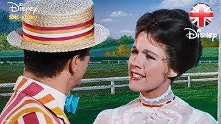 DISNEY SING-ALONGS   Supercalifragilisticexpialidocious - Mary Poppins   Official Disney UK