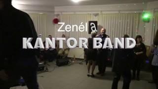 A KÁNTOR BAND ha zenél - Sajóbábony, 2017. február 18.
