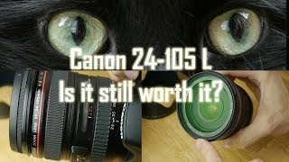 Canon 24-105mm f4 USM L Lens Review - With Photos