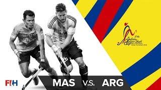 Malaysia v Argentina - 27th Sultan Azlan Shah Cup