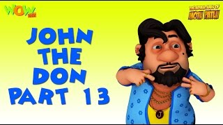 John The Don Compilation - Motu Patlu Compilation -Part 14 - As seen on Nickelodeon