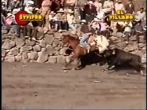Lo Mas Tragico del Jaripeo Ranchero 2012 2
