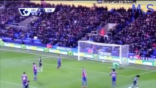 Willian goal to Crystal Palace