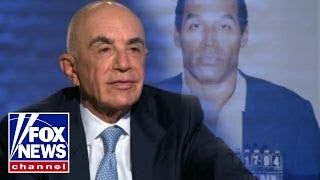 Robert Shapiro reveals what OJ whispered after verdict