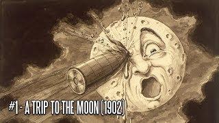 EFC II #1 - A Trip to the Moon {Le Voyage Dans La Lune} (1902)