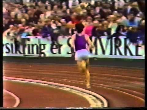 Xxx Mp4 Sebastian Coe 1000m WR Oslo July 1980 3gp Sex