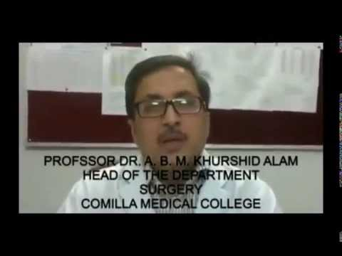 Healing people in Comilla Medical College Hospital