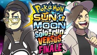 Pokémon Sun & Moon Solo-Run VERSUS w/ Speqtor - FINALE