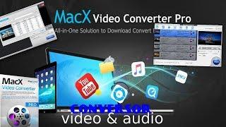 Conversor Video y Audio | MacX HD Video Converter Pro | Para Windows y MAC