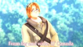 [ MMD X APH MV ] .: O' Canada :. ( Happy Birthday Canada! )