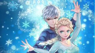 Elsa and Jack Frost (Collection Love ❤️