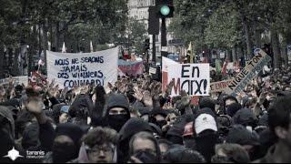 PARIS 8 MAI 2017 • MACRON : 1ER AVERTISSEMENT #FRONTSOCIAL