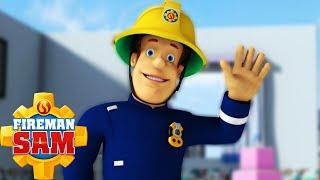 Fireman Sam New Episodes 2016  🚒  1 Hour | Cartoons for Kids 🚒🔥