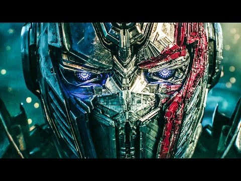 TRANSFORMERS 5 THE LAST KNIGHT Trailer 1 2 2017