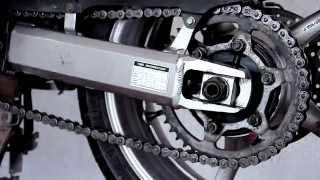MotoBonus - Jak naciągnąć łańcuch w motocyklu Yamaha FZ6 s2